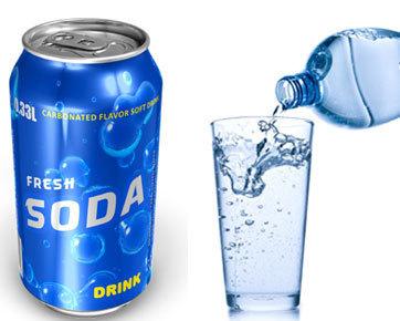 soda trinken zum abnehmen