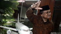 Sudah Rp 2,6 Miliar Duit Patungan Buat Pesawat Habibie