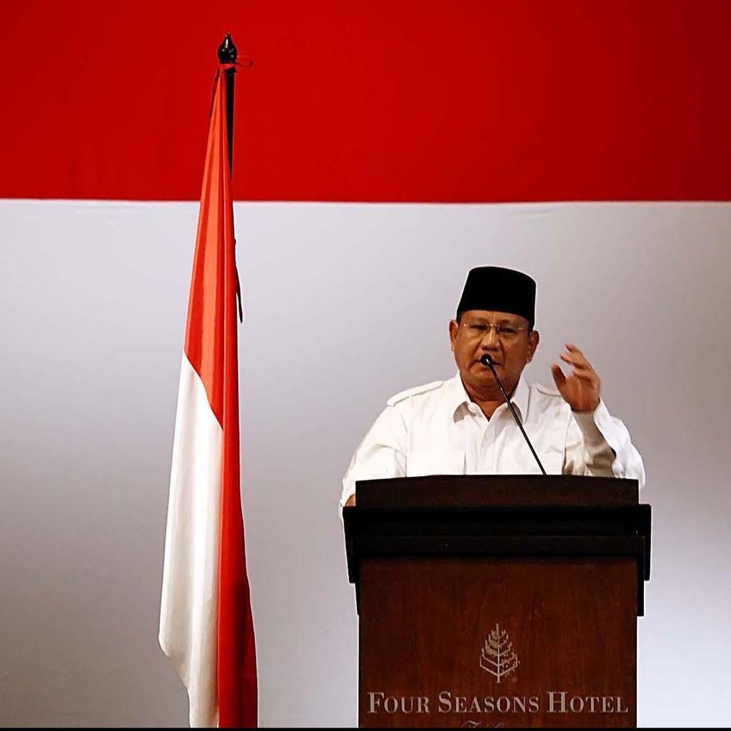 Ini Fenomena di Balik Pidato Prabowo Indonesia Bubar 2030