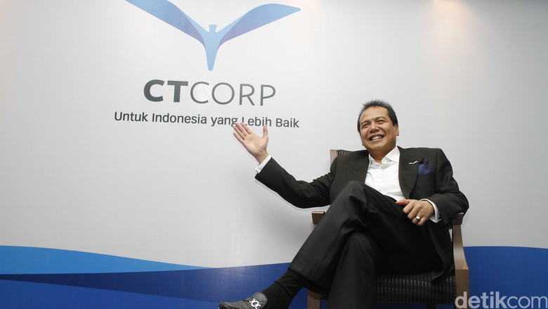 CT Corp Akan Bangun Kawasan Komersil di Surabaya