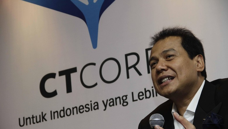CT Corp Rambah Bisnis E-Commerce