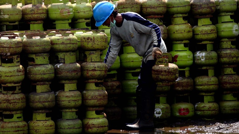 Pertamina Jamin Pasokan Elpiji 3 Kg di Yogyakarta
