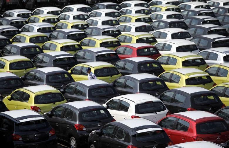 Selama 2017, 86 Juta Mobil Baru Beredar di Planet Bumi