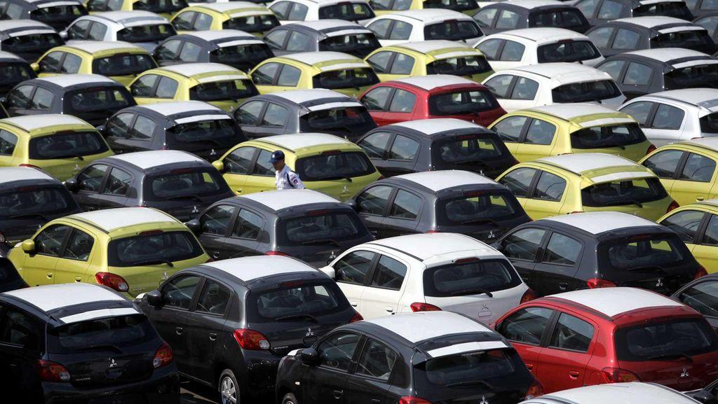 Penjualan Mobil di 2017 hanya Tumbuh 1,6%