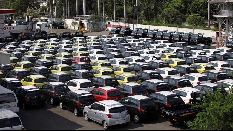 Ekonomi RI Disebut Lesu, Bagaimana Penjualan Kendaraan Bermotor?
