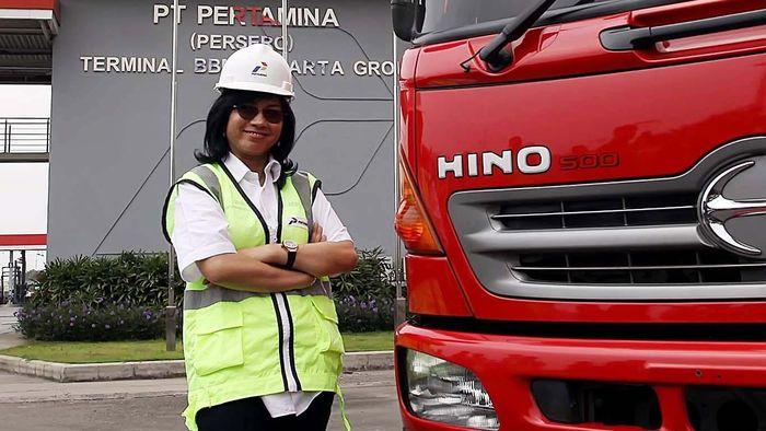 Karen Agustiawan/Foto: Rachman Haryanto