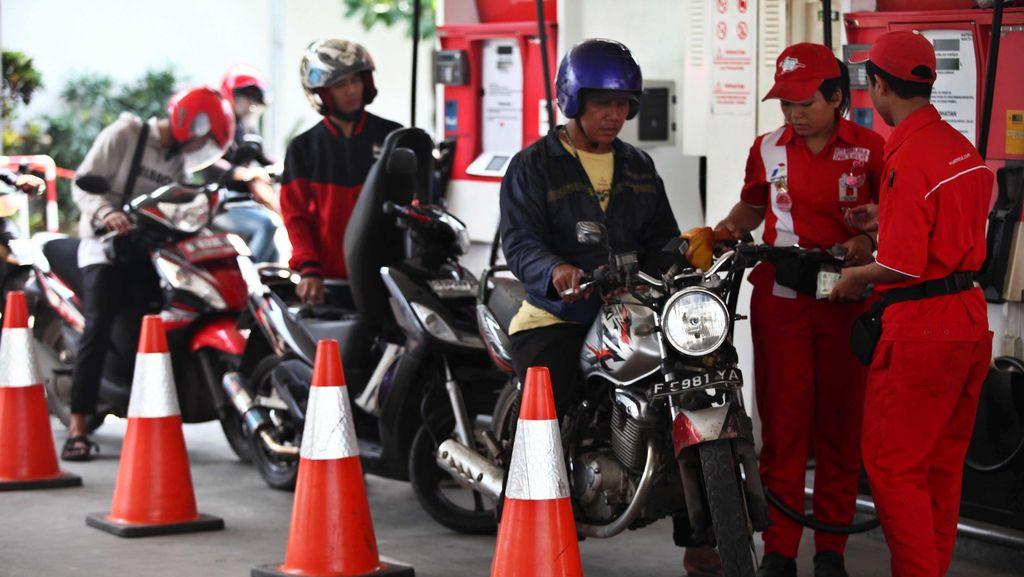 Pertamina: Premium Seharusnya Rp 8.600/Liter