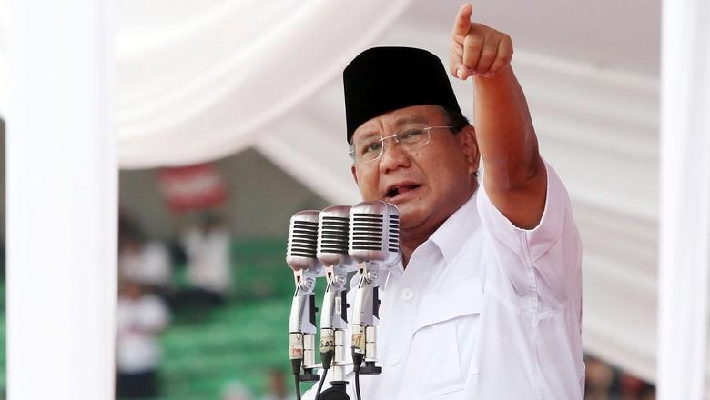 Soal Pidato Prabowo, PBB: Potensi Negara Gagal Sangat Terbuka