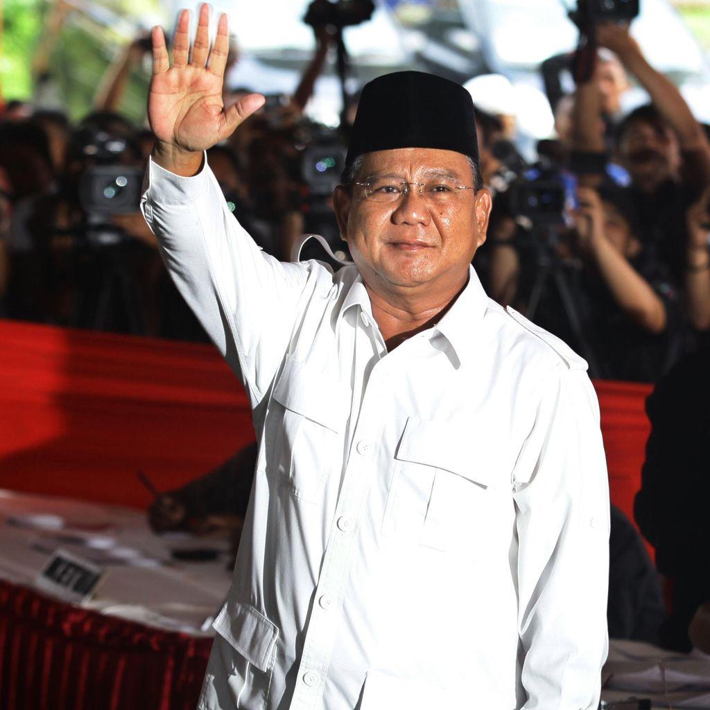 Gerindra: Insyaallah Kemenangan di Jateng Antar Prabowo Presiden