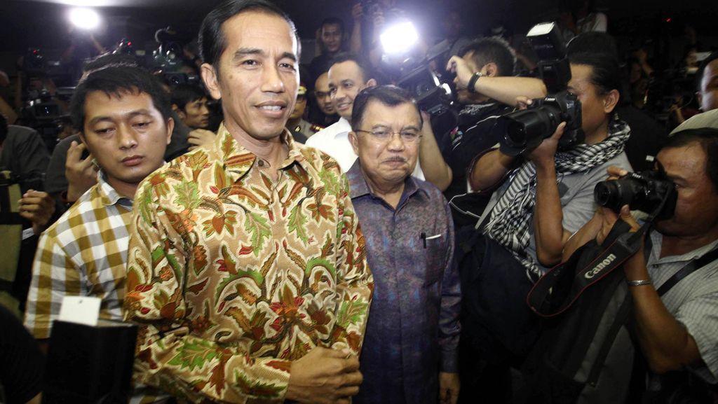 Jokowi-JK Diundang Hadiri Hari Santri Nasional di Bandung