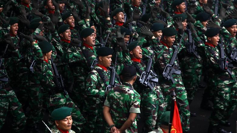 TNI Bantah Investigasi Allan Nairn Soal Rencana Makar