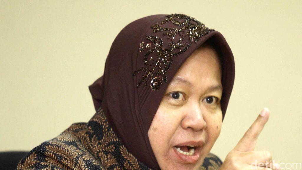 Begini Jurus Risma Tangani Kasus LGBT di Surabaya
