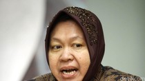 Saat Risma Pamer Punya Srikandi-srikandi Tangguh di Surabaya