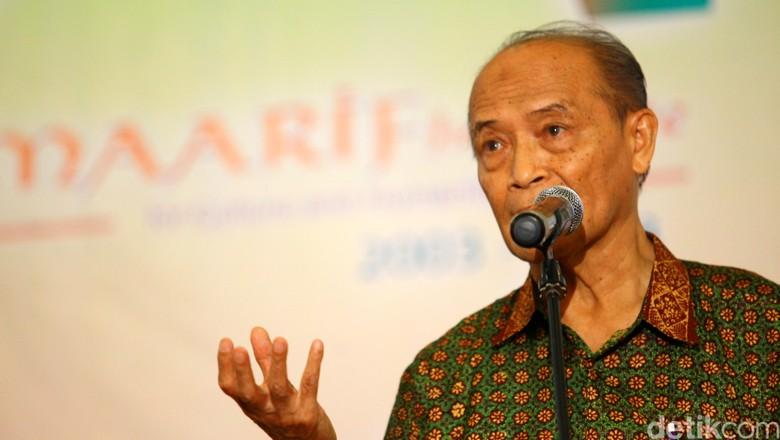 Belajar Islam dan Keindonesiaan Lewat Sekolah Pemikiran Syafii Maarif