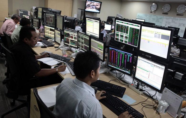Jual Saham Treasury, Telkom Raup Rp 6,6 T