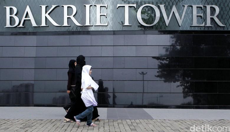 Tentukan Ketua DPR Baru, Golkar Rapat di Bakrie Tower