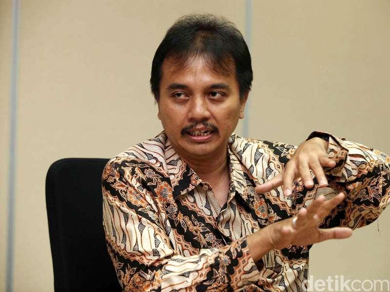 Ini Respons Lengkap Roy Suryo Atas Perintah Puasa Bicara dari SBY