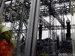 Mal Taman Anggrek Mati Lampu, Penerangan Gunakan Genset