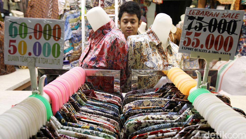 Cerita Batik China yang Sempat Booming di RI dan Kini Meredup