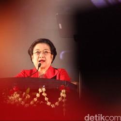 Megawati Umumkan Cagub 5 Provinsi 17 Desember
