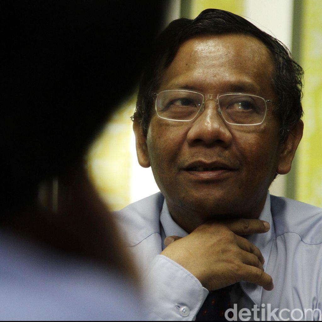 Mahfud MD Cerita SBY Menangis Di-bully karena Pilkada Lewat DPRD