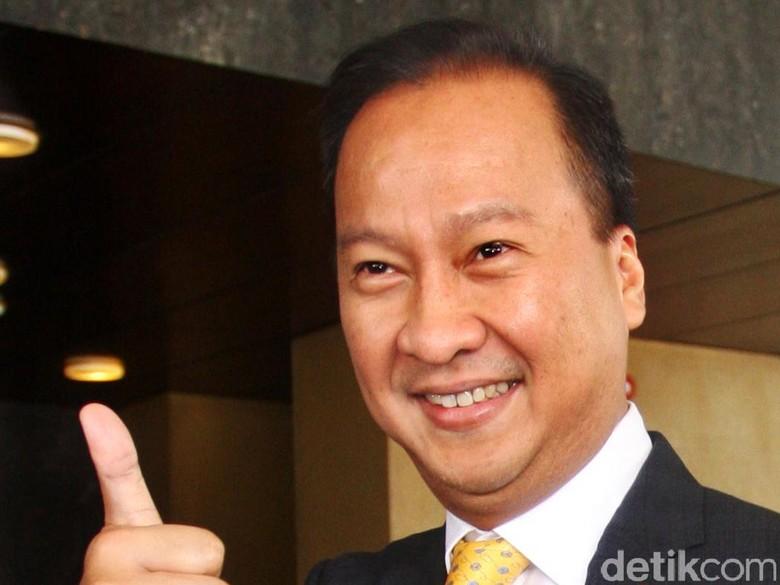 Agus Airlangga Sosok yang Tepat - Jakarta Dukungan untuk Menteri Perindustrian Airlangga Hartarto menggantikan Setya Novanto di posisi Ketua Umum Golkar terus Sekretaris Fraksi