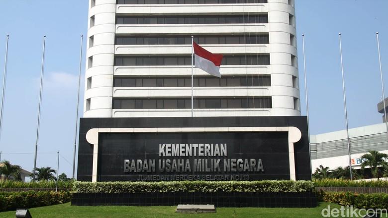 Jokowi Kritik Anak dan Cucu BUMN Ada 800, Ini Respons Kantor Rini