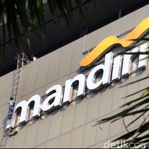 Bank Mandiri Kantongi Laba Rp 5,9 T di Kuartal I-2018