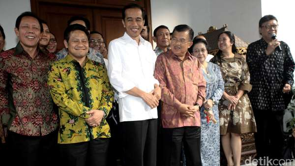 Kala PKB Mengancam Jokowi