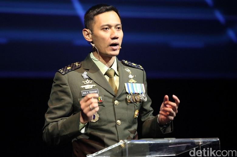 Asal Usul Nama Agus Yudhoyono Jadi Calon Gubernur DKI