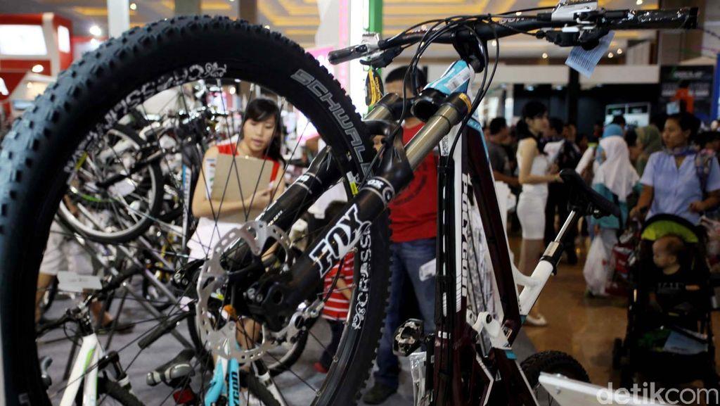 Art Cycling, Perpaduan Seru Antara Olahraga dan Seni