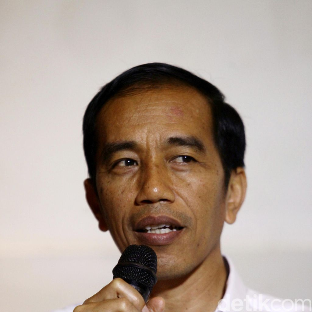 Diusung Jadi Capres, Jokowi Ngaku Hafal Mars Perindo