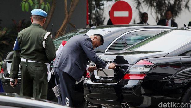 Mobil kepresidenan RI 1
