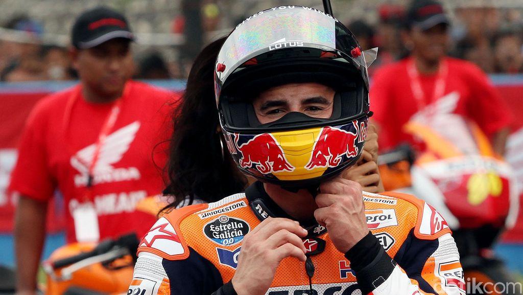 Berlaga di Moto GP Italia Marc Marquez Bakal Sepi Dukungan