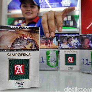 Penjualan Rokok Naik, Laba Sampoerna Malah Turun 7,9%