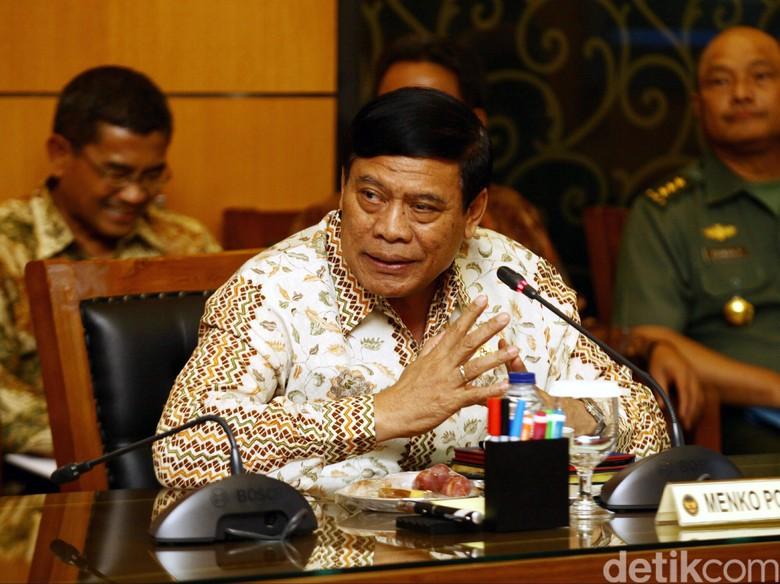 Eks Menko Tedjo dan 2 Jenderal Gabung ke Partainya Tommy Soeharto