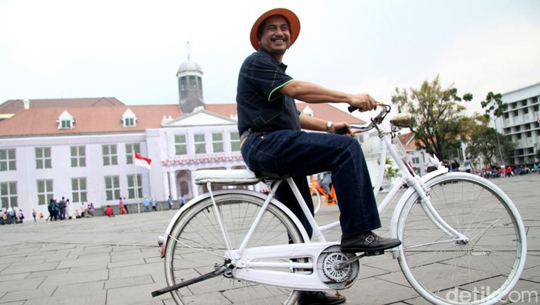 Foto: Menteri Pariwisata Arief Yahya (dok detikFoto)