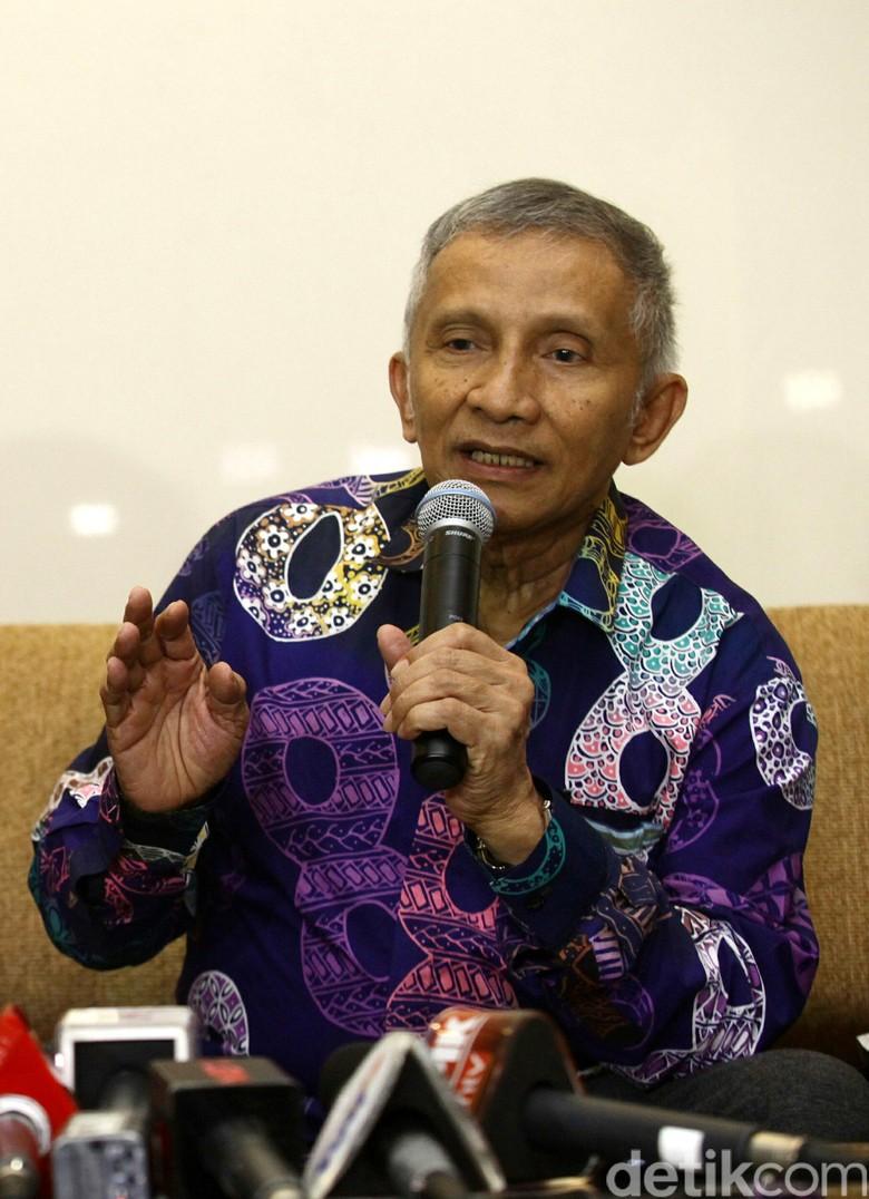 Pemuda Muhammadiyah Gelar Tribute to Amien Rais