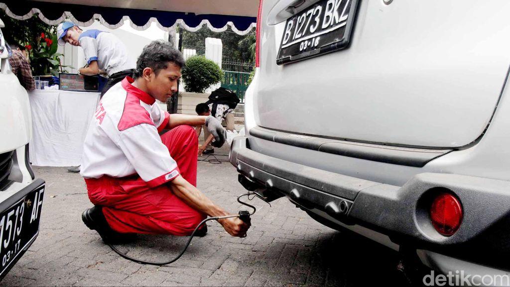 Pemerintah Siapkan Insentif untuk Kendaraan Rendah Emisi