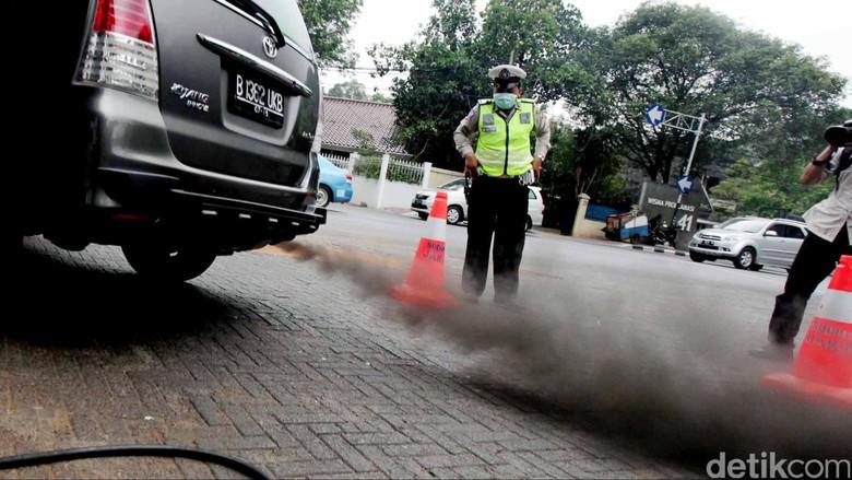 Pajak Emisi Karbon, Berlaku untuk Semua Kendaraan