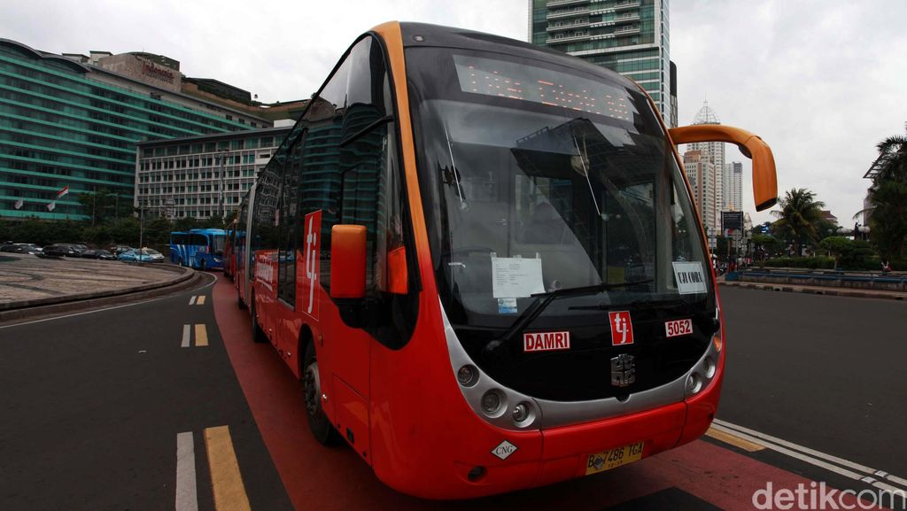 Halte TransJakarta Jual Sembako Selama Puasa, Ini Lokasinya