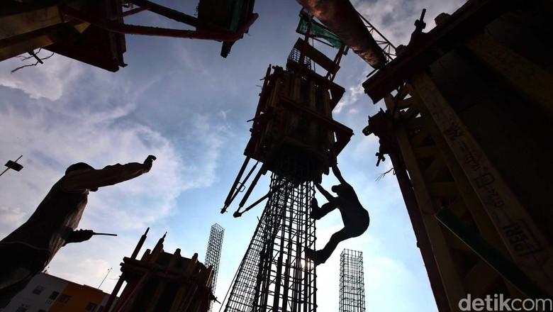 Jokowi Gencar Bangun Infrastruktur, Pasar Konstruksi Booming