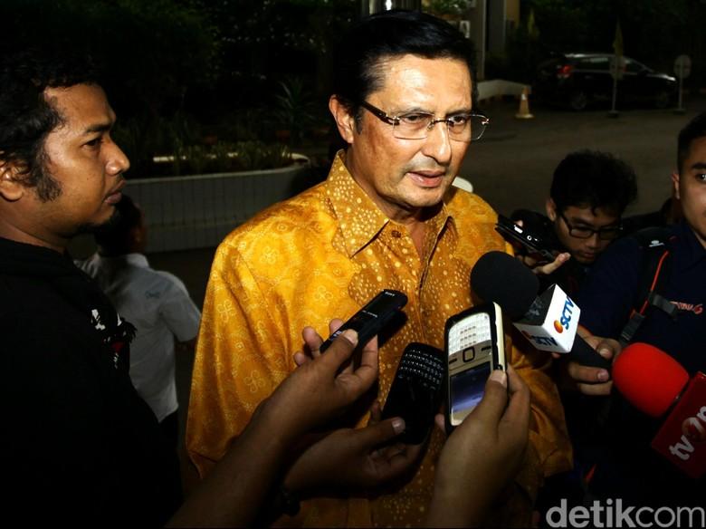Fadel Muhammad akan Temui JK Bahas Novanto dan Golkar