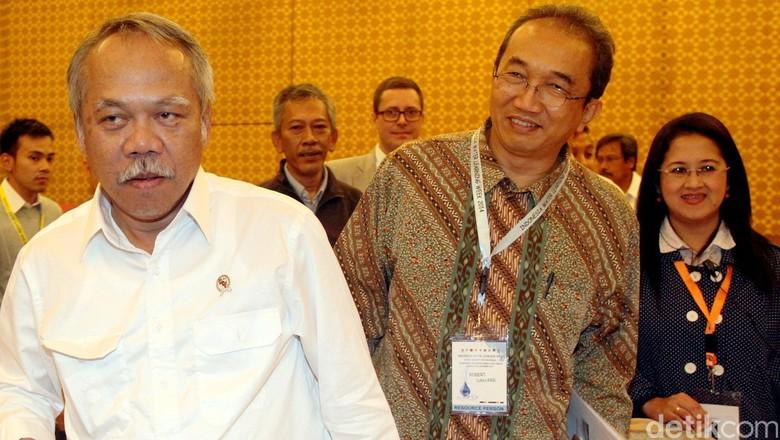 Soal Isu Resuffle Kabinet, Menteri Basuki: Bukan Urusan Saya