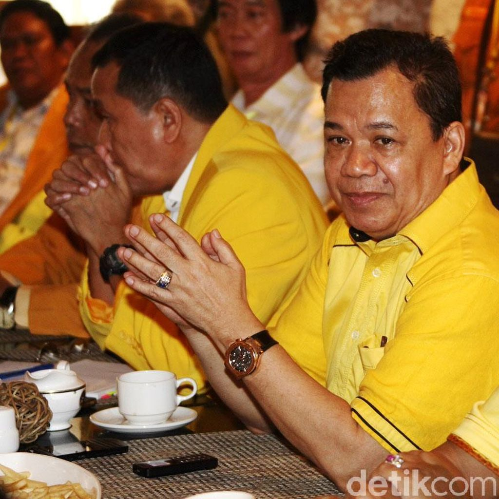 Golkar Minta Jatah Wapres Jokowi