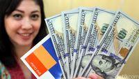 Rupiah Keok, Dolar AS Nyaris Rp 14.000