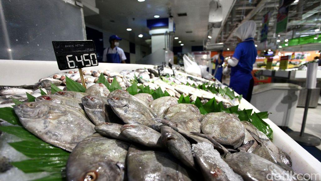 Nilai Ekspor Perikanan RI Selama 2017 Capai Rp 60,8 Triliun