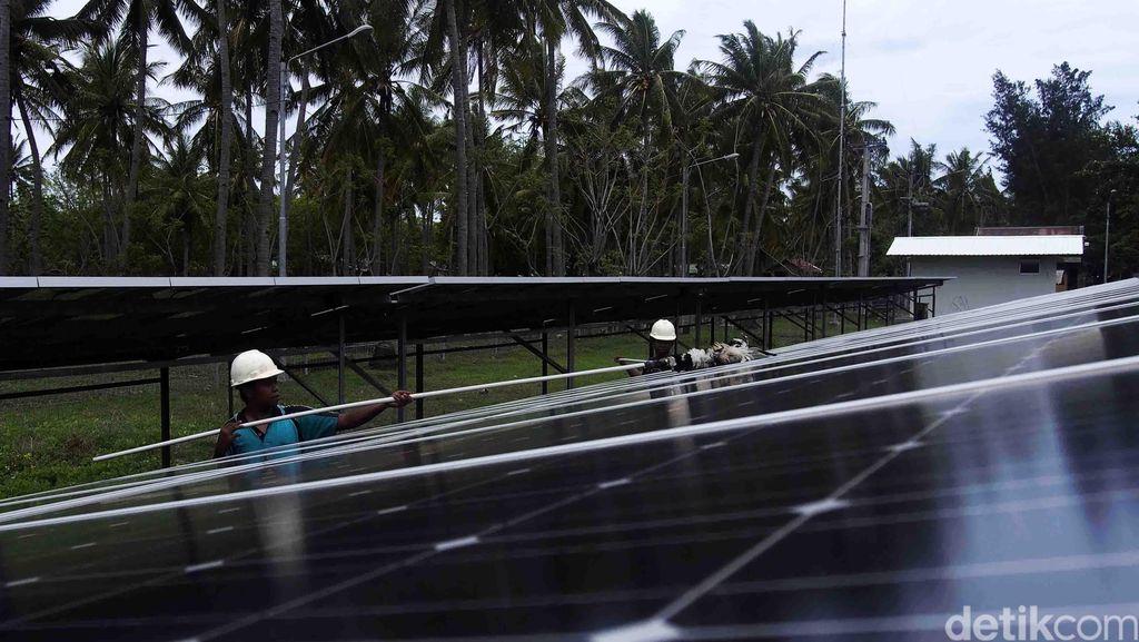 Penggunaan Energi Baru Terbarukan Ditargetkan Capai 18% di 2021
