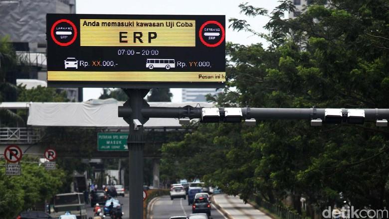 Pemotor Bisa Dikenakan Biaya Jika ERP Diterapkan di Sudirman-Thamrin