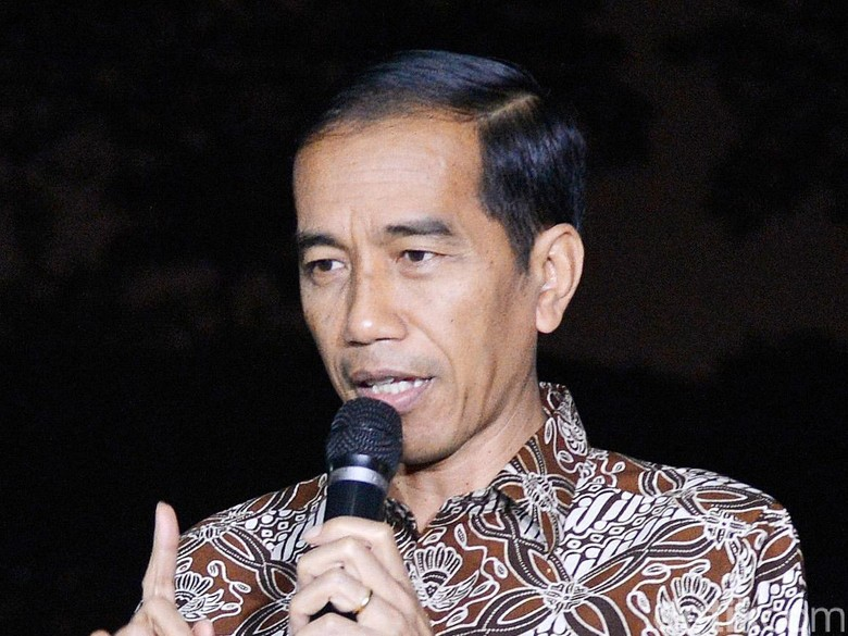 Jokowi Perintahkan Tindak Tegas Pabrik yang Cemari Citarum